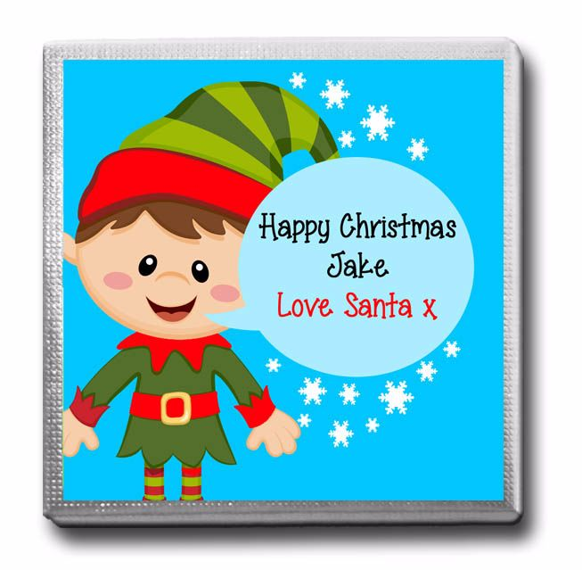 Christmas Day Milk Chocolates