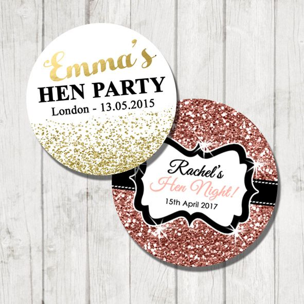 personalised hen party bags hen party bag stickers hen party bag