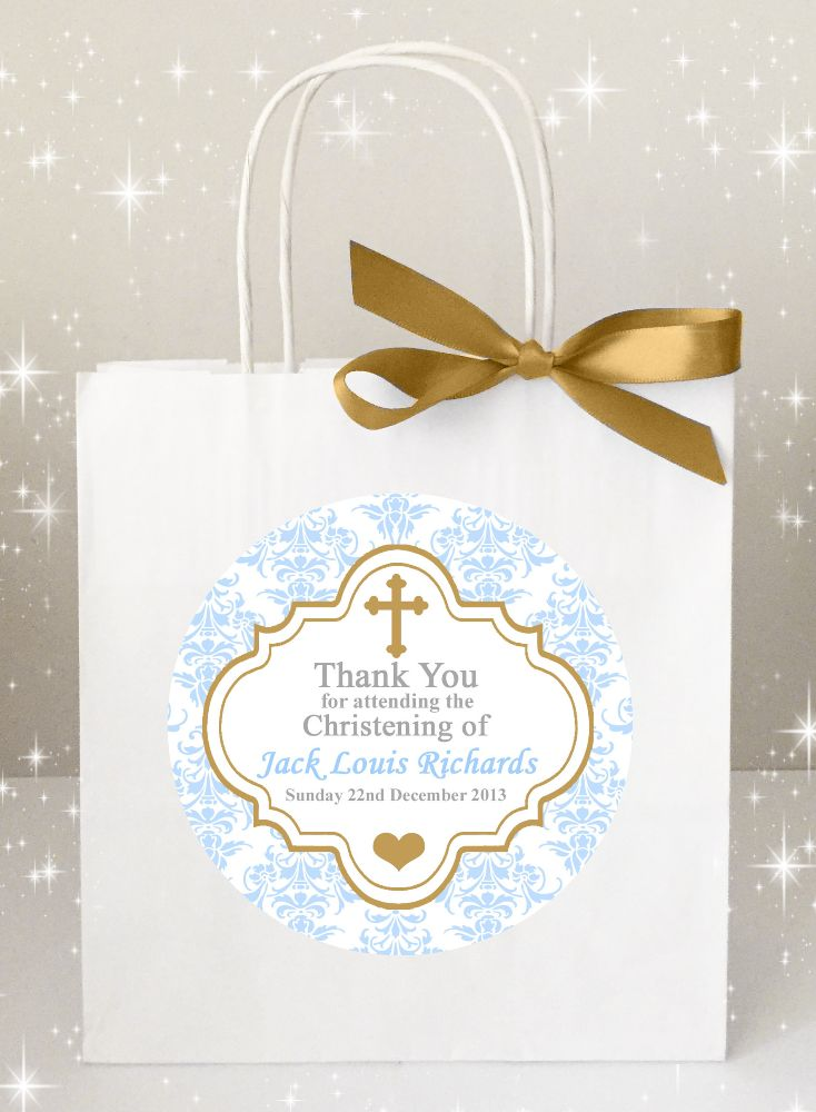 Christening Day Party Bags