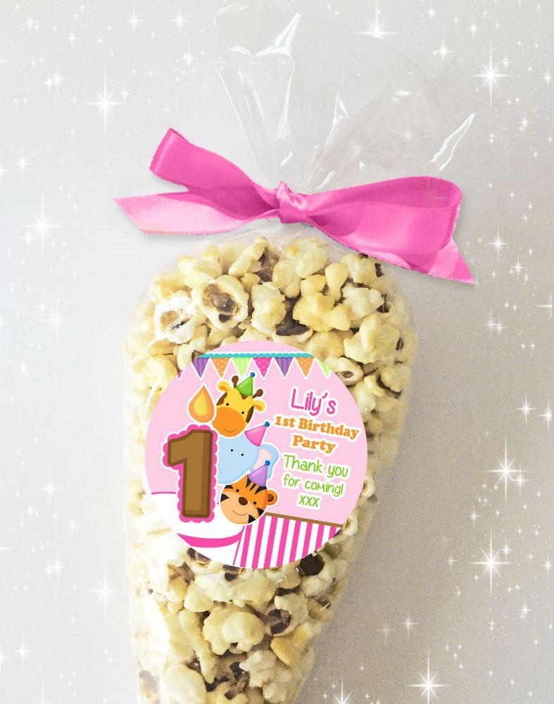Sweet & Popcorn Cones