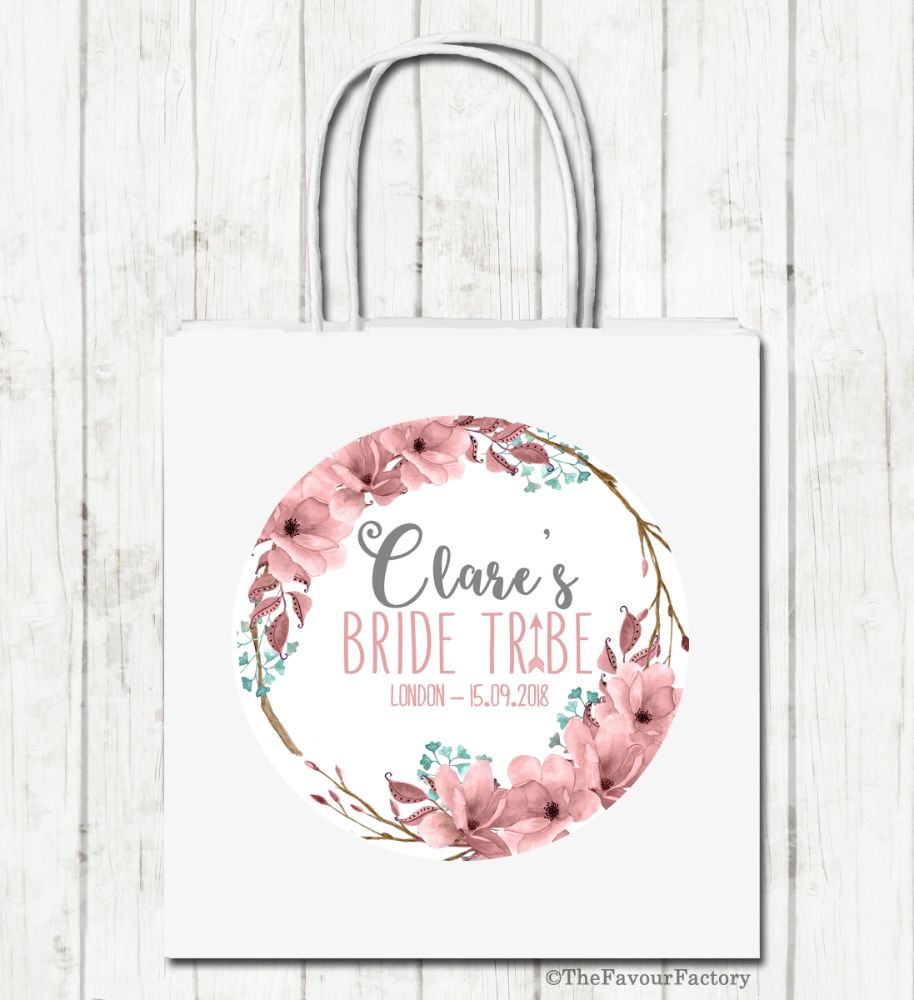 Personalised Hen Night Party Bags