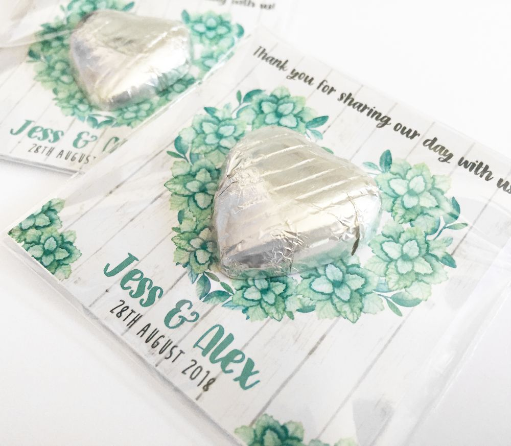 personalised wedding favours labels, personalised wedding stickers ...