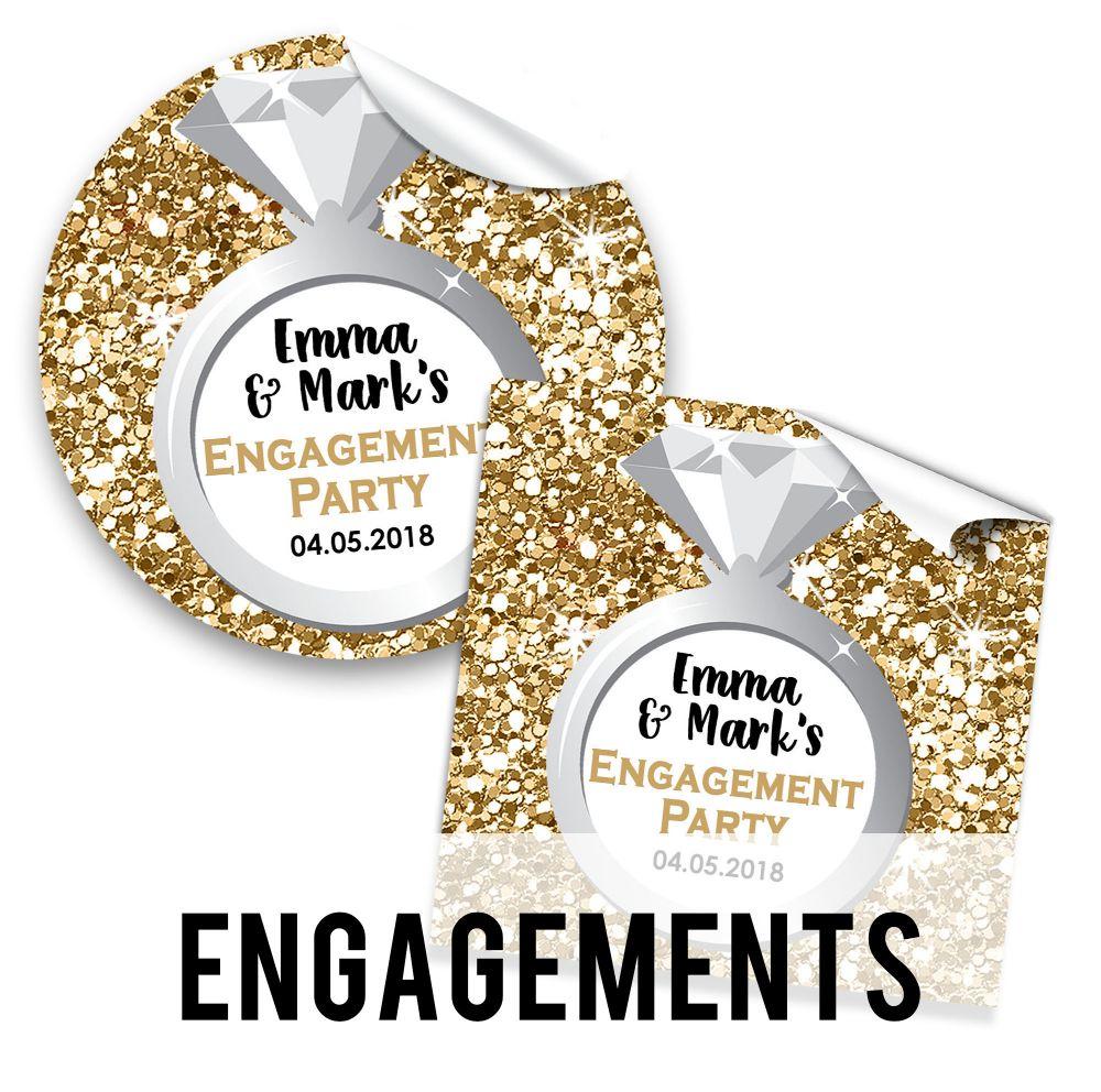 Engagement Party Favours