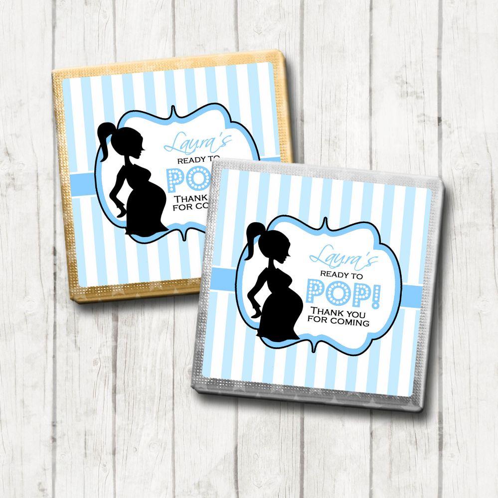 Baby Shower Milk Chocolates