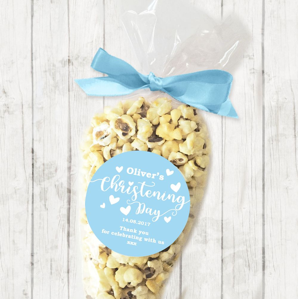 Christening Day Sweet Cones Kits