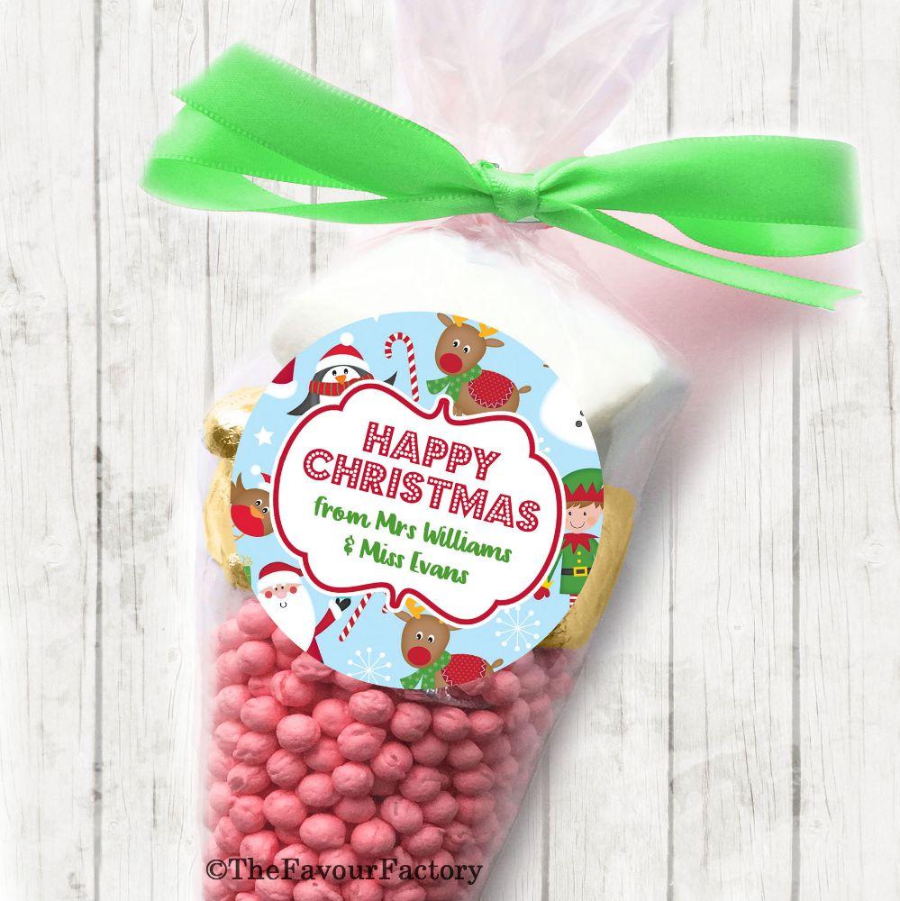 Christmas Sweet Cones Kits