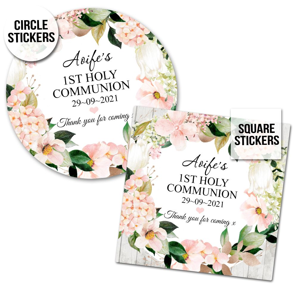 Holy Communion Stickers