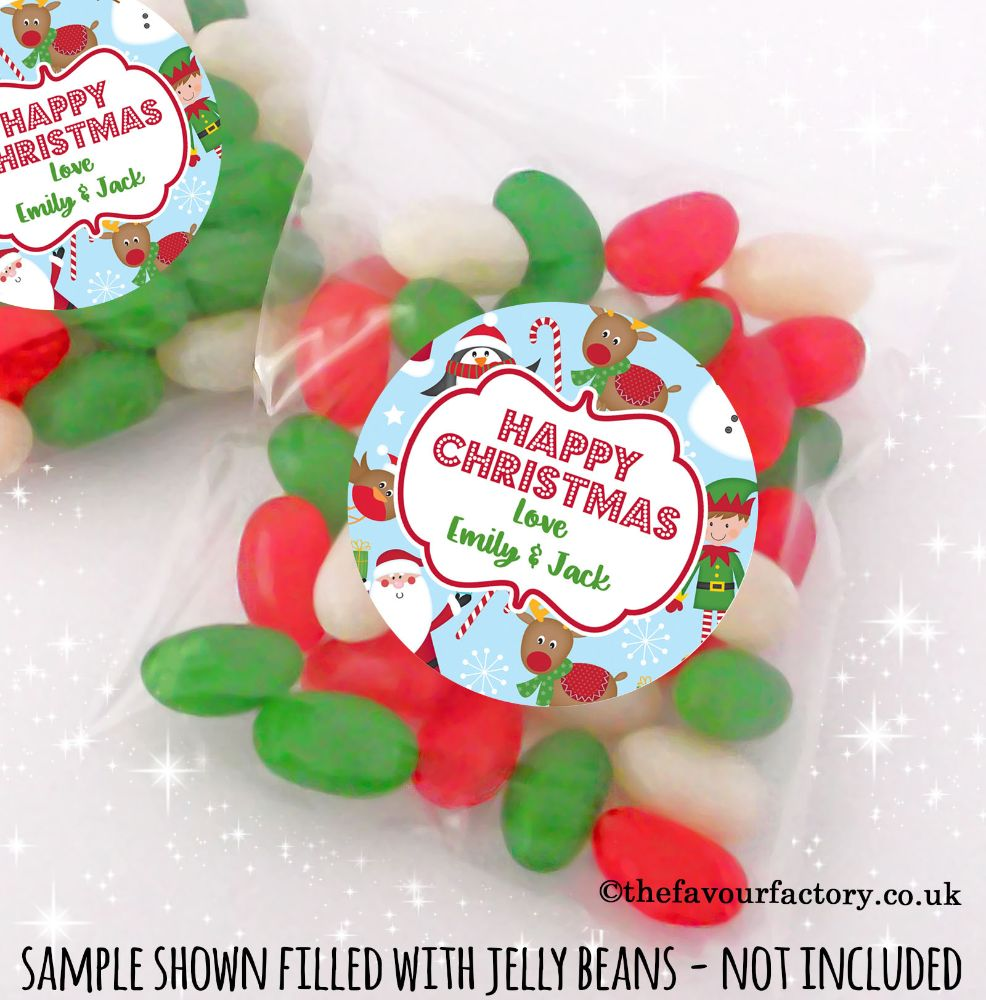 Christmas Table Favours