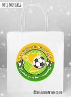 Kids Party Bags Football x1