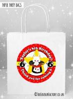Kids Party Bags Magic Theme x1