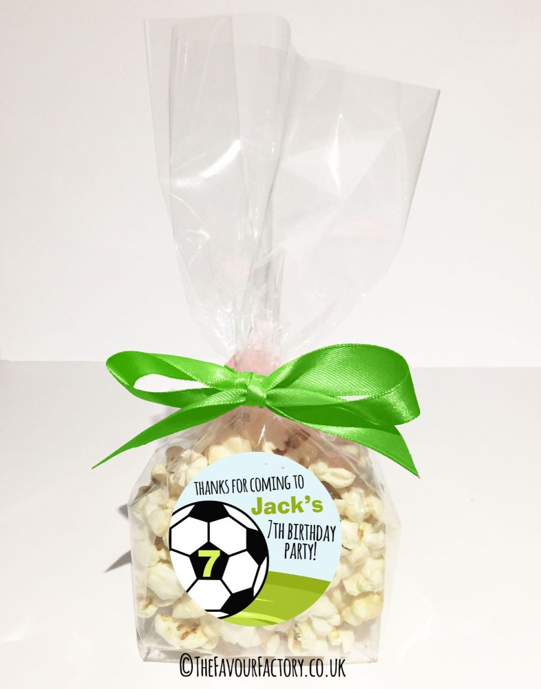 Kids Party Goody Bags Kits Football Age x12