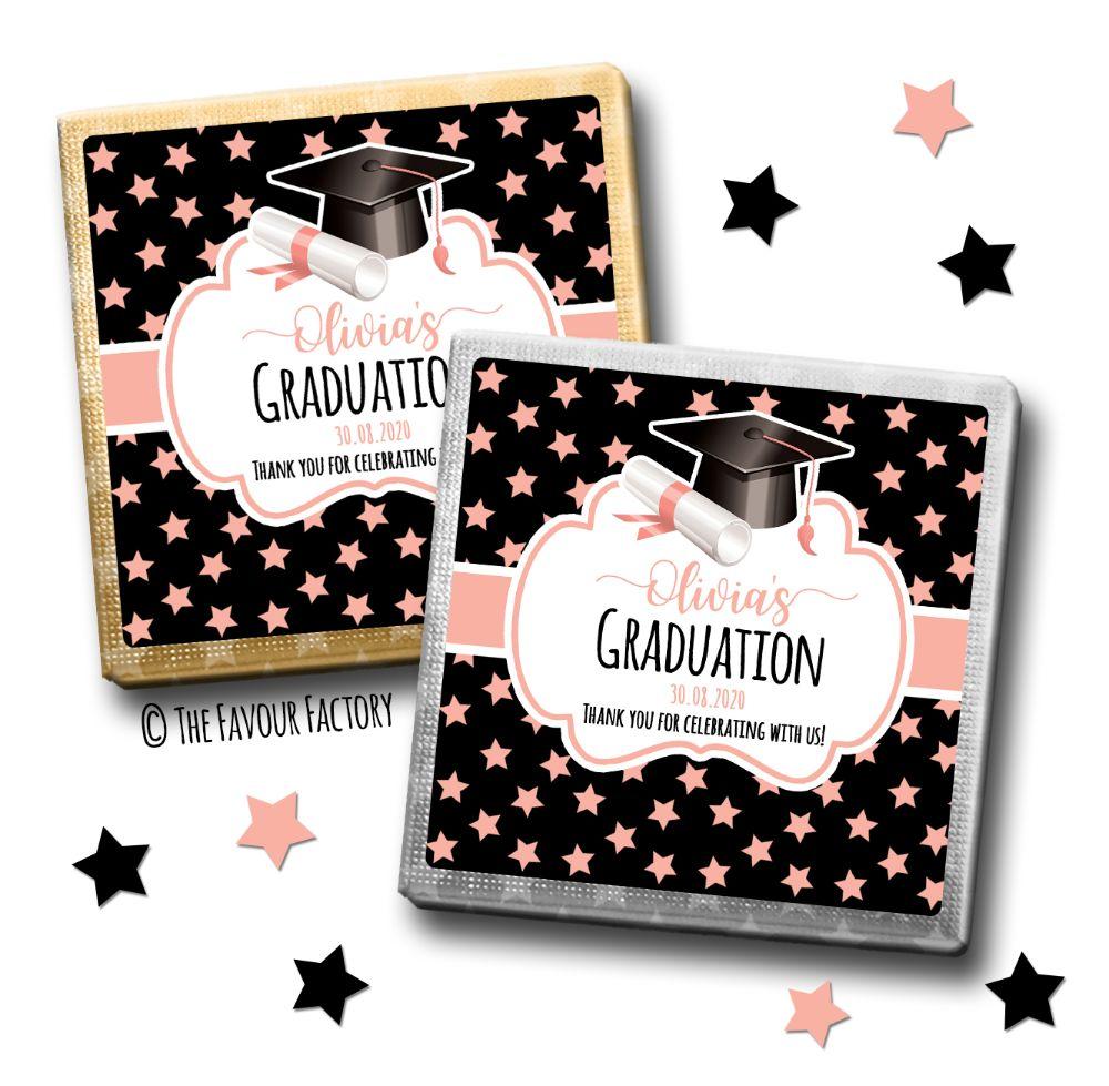 Graduation Chocolates
