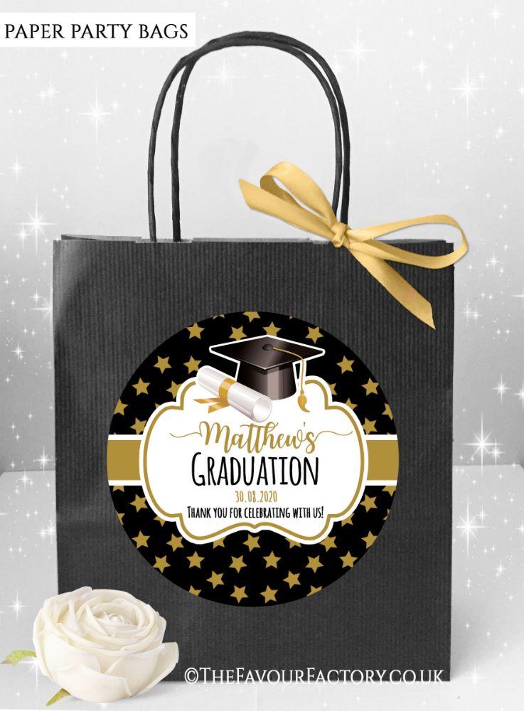 Graduation Party Bags