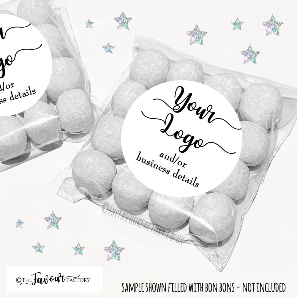 Logo Business DIY Sweet Bags Kits x 12