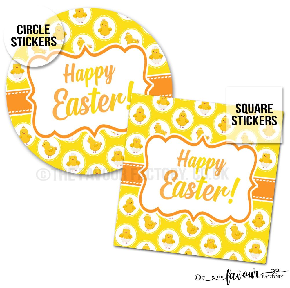 Happy Easter Lots of Chicks.