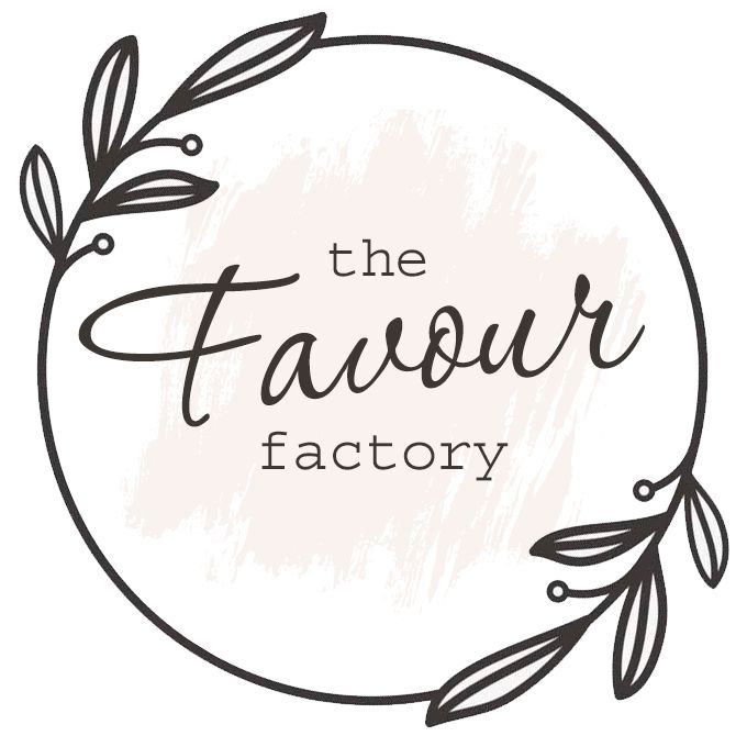 The Favour Factory, shop for personalised stickers and favour tins for all occasions.