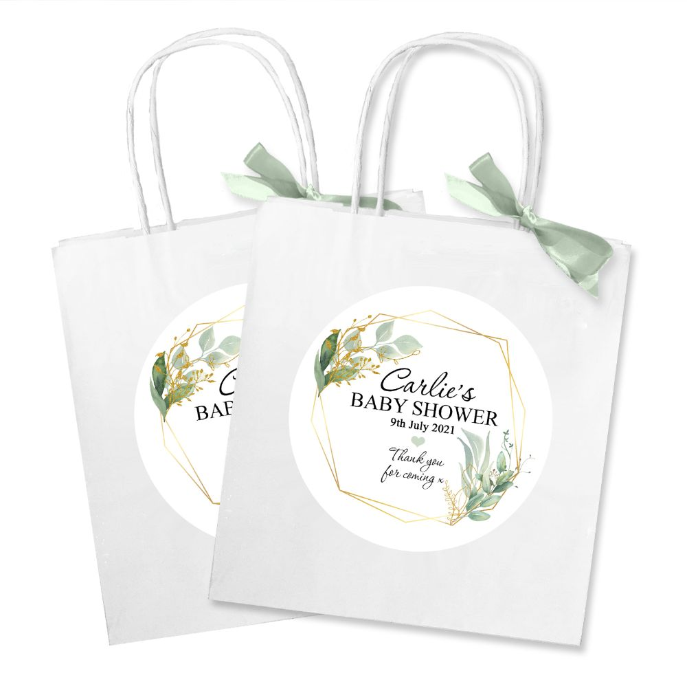 Baby Shower Party Bags