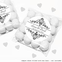 Wedding Sweet Bags Favour Kits Love Is Sweet x12