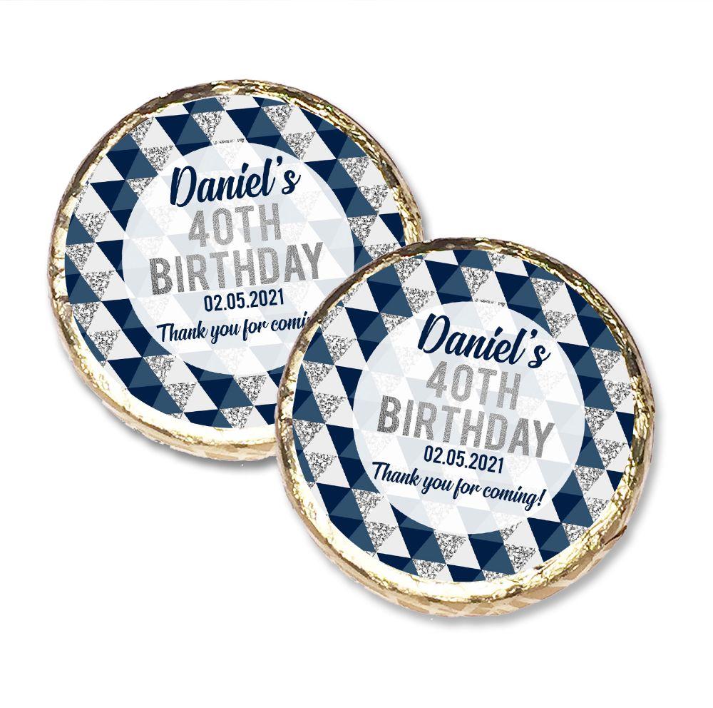 Adult Birthday Mint Chocolates