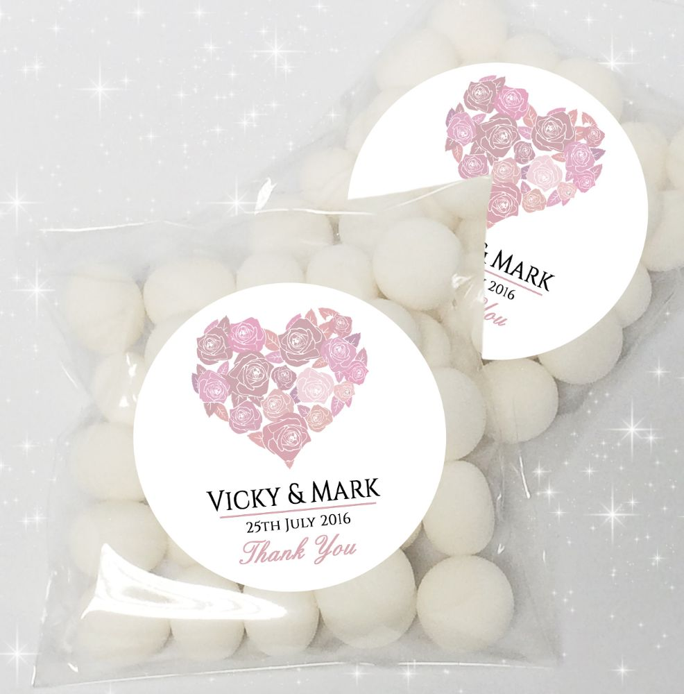 Wedding Sweet Bags Favour Kits