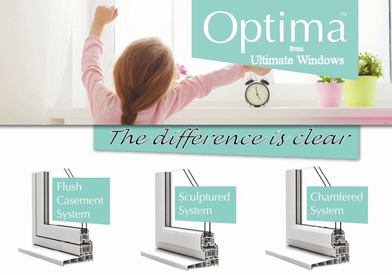 Optima PVC-u Windows