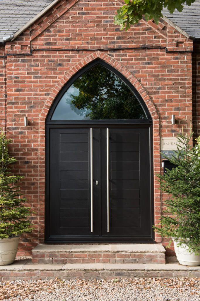 Composite Double French Door