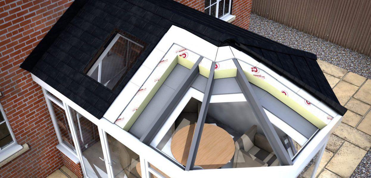 Leka Tile Effect Roofs
