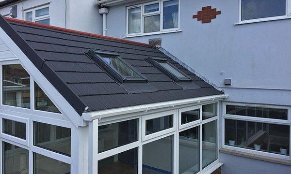 Leka Tiled Roof Conservatory