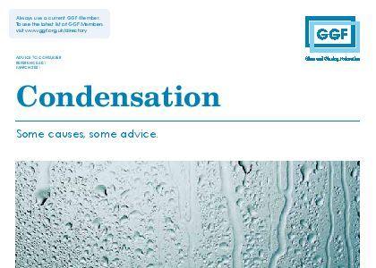 GGF Condensation
