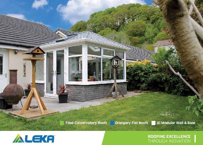 Leka Tile Effect Roof Brochure