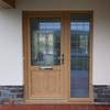 800x800 Irish Oak door