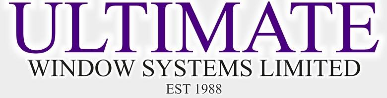 Ultimate Window Systems Ltd, site logo.
