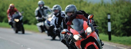 IAM encourages bikers to claim their free taste of advanced riding as part