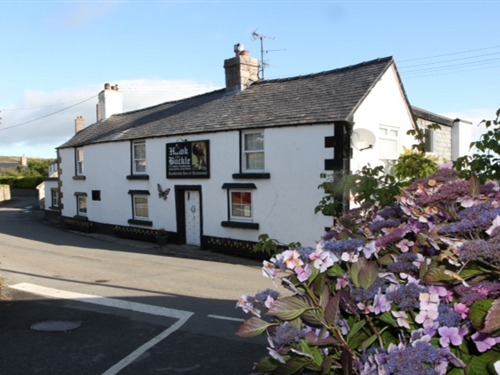 The Hawk and Buckle Inn, Biker Friendly, Denbigh, Conwy, Wales