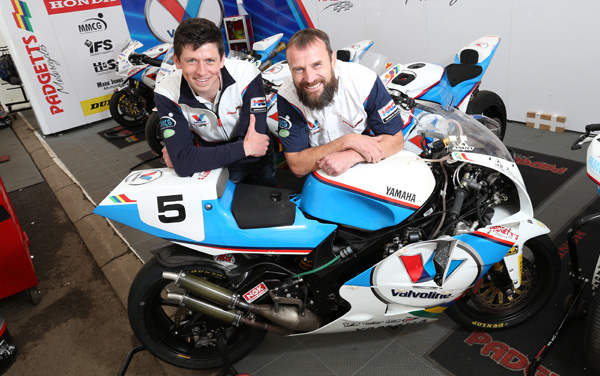 Kneen joins Anstey at Valvoline Racing by Padgetts Motorcycles for two-pron