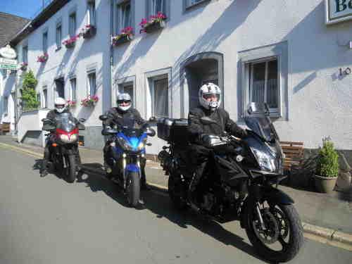 Pension Haus Schwaben, Biker Friendly, Manderscheid, Germany