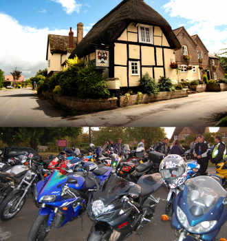 The Gardeners Arms, Biker Friendly, Alderton, Gloucestershire