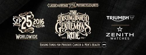 Distinguished Gentlemens Ride 2015