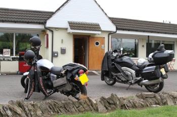 Pitstop Cafe, Bikers welcome, Shipston-on-Stour, Moreton-in-Marsh, Warwicks