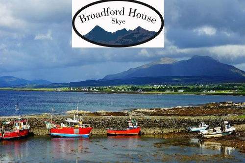 Broadford House, Biker Friendly, Isle of Skye, Scottish Islands