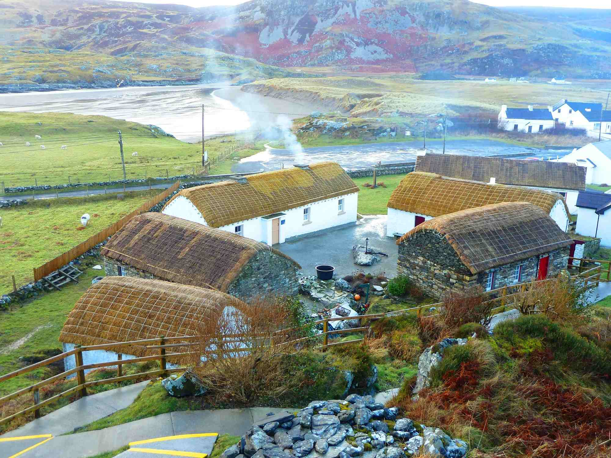 Biker Friendly Accommodation In Donegal Ideal For Touring