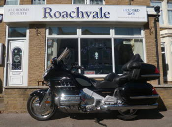 Roachvale Hotel, Biker Friendly, South Shore, Blackpool, Parking, Bar