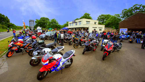 Route 1066 Cafe, Biker Friendly, Battle, East Sussex