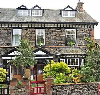 Ivy Bank, Biker Friendly, Windermere, Cumbria