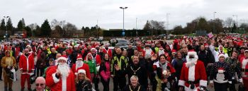 Caimbridge Bikers Christmas Toy Run