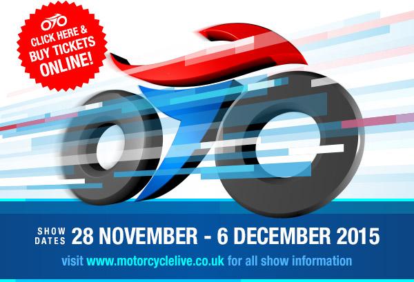Motorcycle Live 2015, NEC Birmingham
