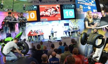 Non-stop entertainment at Motorcycle Live‏
