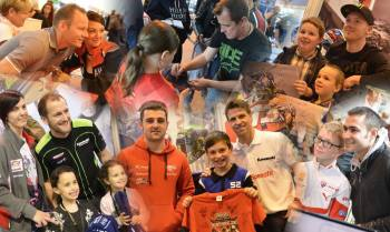 World and British champions headline host of racers at Motorcycle Live