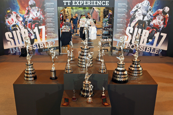 Isle of Man TT experience at Motorcycle Live