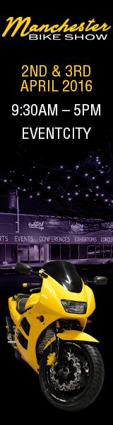 Manchester Bike Show 2016 - EventCity